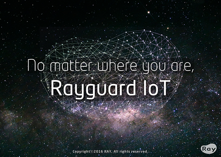 Rayguard IoT