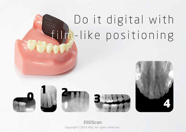 Do it digital with film-like positioning