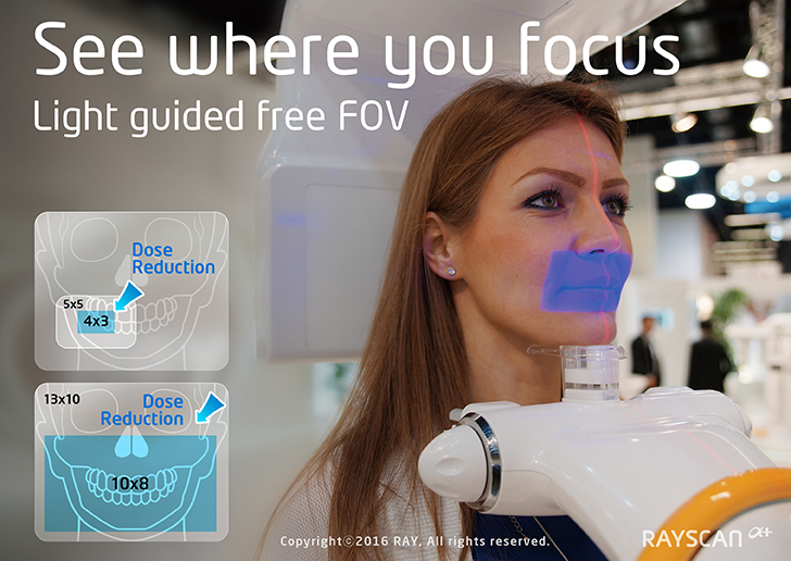 See where you focus, Light guide Free FOV