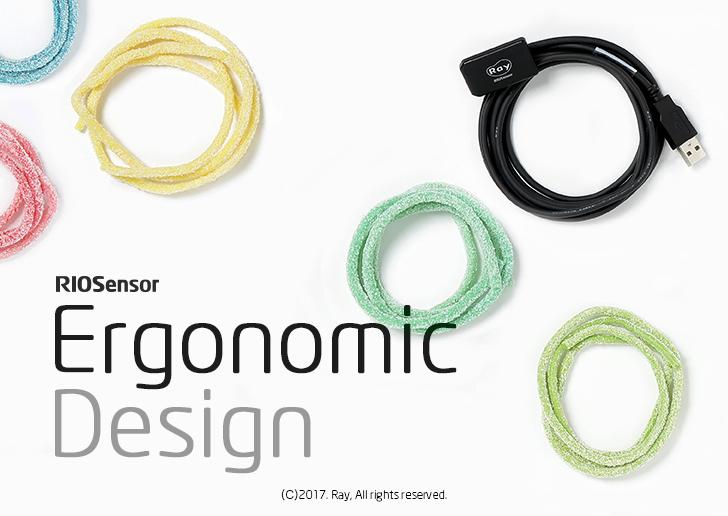 RIOSensor_Ergonomic Design